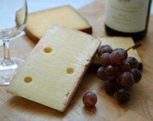 Wine and Cheese at lotus garden cottages